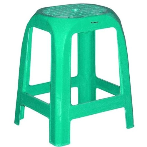Foto Produk Big Sale Napolly 303 Bangku Baso Kursi Bakso Motif Anyaman Plastik (By dari ghadi cloths