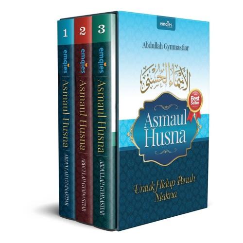 Foto Produk Paket Buku Aa Gym Baru - Asmaul Husna Untuk Hidup Penuh Makna dari smarttauhiid
