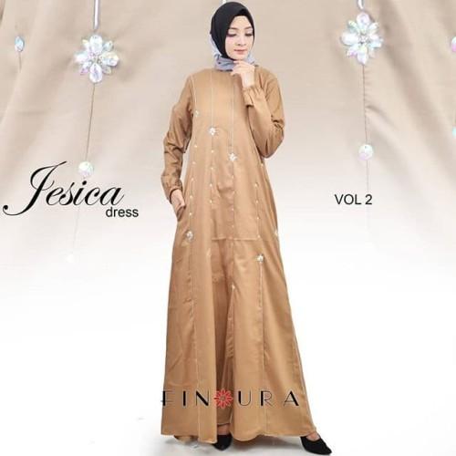Foto Produk Jesika Dress vol 2 by Finoura dari finoura