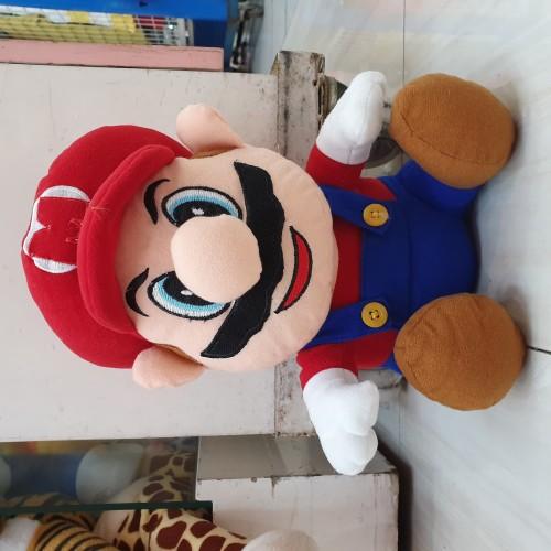 Foto Produk boneka mario M import dari feliceshop88