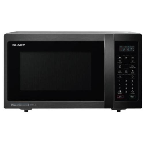 Foto Produk Sharp Microwave R-753GX (BS) Grill Inverter Oven 28 Liter dari Sharp Official Store