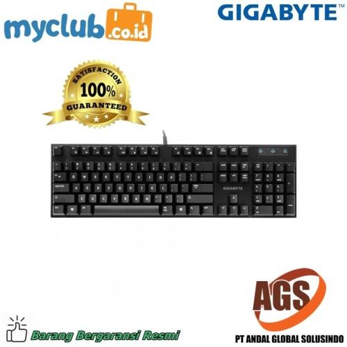 Foto Produk Gigabyte Mechanical Gaming Keyboard FORCE K83 dari Myclub