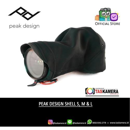 Foto Produk Peak Design Shell-Medium Tas Kamera dari taskamera-id