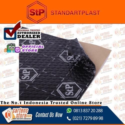 Foto Produk StP Black Silver 1.8 mm Peredam By Cartens-Store.Com dari Cartens Store