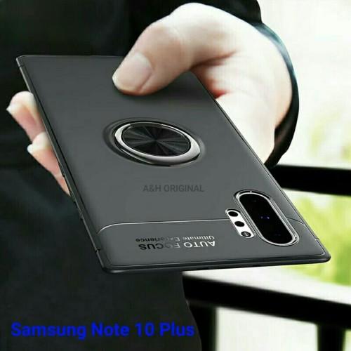 Foto Produk Samsung Note 10 Plus Note10 Plus - Case Rugged With iring Auto Focus dari a&h original