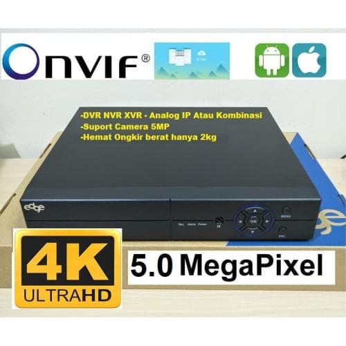 Foto Produk Paket DVR NVR 4 Ch CCTV Cloud P2P ANALOG AHD HDTVI IP CAMERA dari myonlinecctv