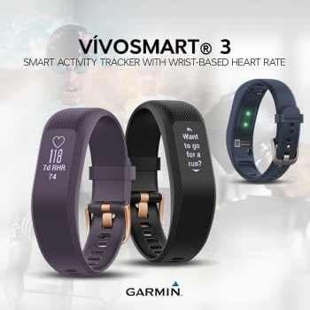 Foto Produk GARMIN Vivosmart 3 - Tracker Activity dari Ran-Phone