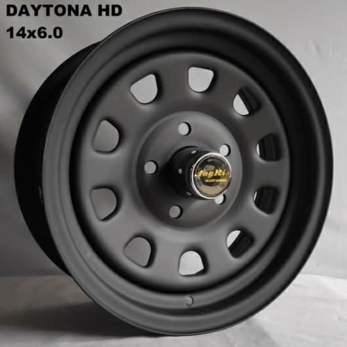 Foto Produk Velg Besi Daytona HD 14x6.0 5H 114.3 ET+15 Mitsubishi L300 & Grandmax dari AngRis