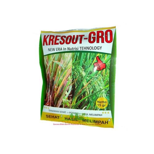 Foto Produk Pupuk Mikro Makro Nutrisi Tanaman Kresout Gro dari Purotani.ID