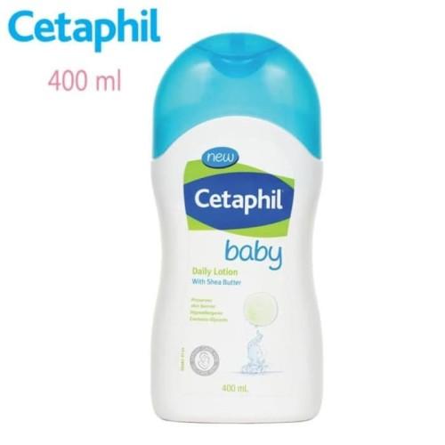Foto Produk Cetaphil Baby Daily Lotion 400ml dari bobo baby shop