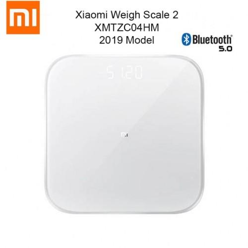 Foto Produk XIAOMI Mi Scale 2 XMTZC04HM Smart Body Weighting with LED Display dari Tanaga Online Shop