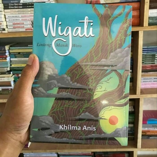 Foto Produk Novel Wigati - Khilma Anis dari Books_shop