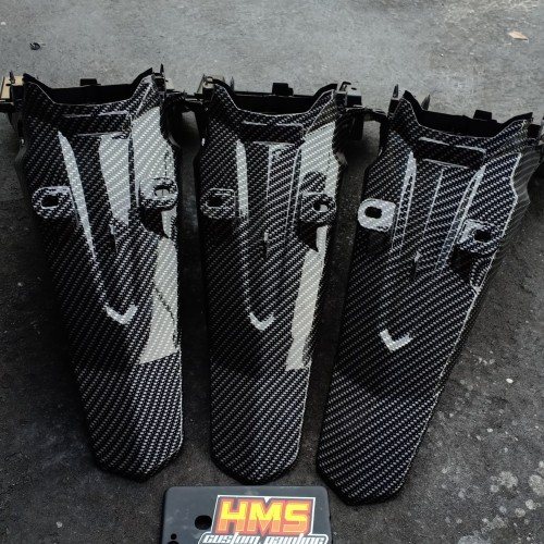 Foto Produk Spakbor belakang BEAT FI Carbon WTP dari HMS Online Shop