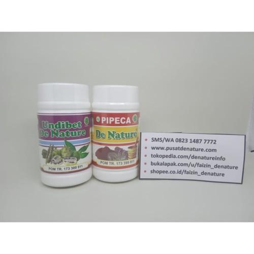 Foto Produk Obat Kencing Manis Diabetes Herbal Ampuh De Nature dari Pusat De Nature Herbal