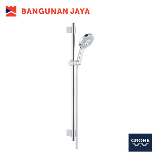 Foto Produk Power&Soul Cosmopolitan 130 Shower rail set 4+ sprays | 27733000 dari Bangunan Jaya Online