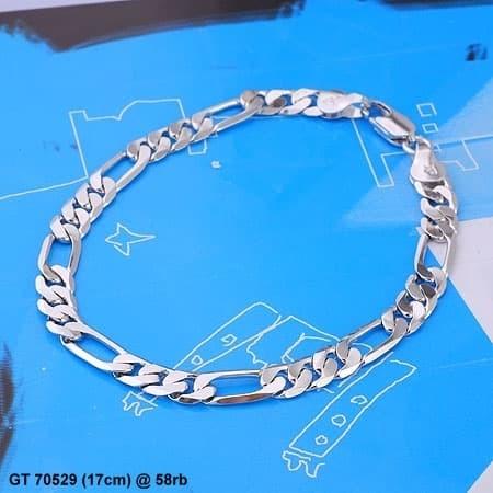 Foto Produk gelang sisik white xuping 70529 dari Gerai Xuping Jewelry