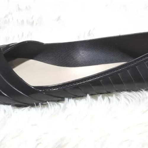 Foto Produk 13112S Sepatu Karet Jelly Bara Bara Flat Shoes Cewek FLASH SALE dari maerwah