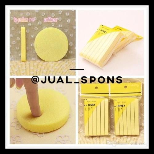 Foto Produk Spons Facial/Sponge Facial/Spons Kentang/Spons Wajah OBRAL dari BasyarKOKO