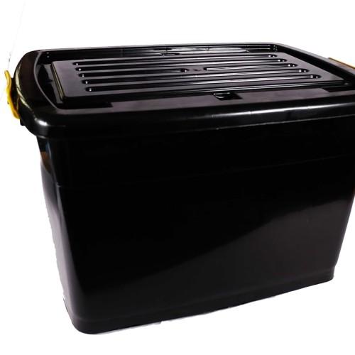 Foto Produk container box hitam 150 box container 150 dari can.corner