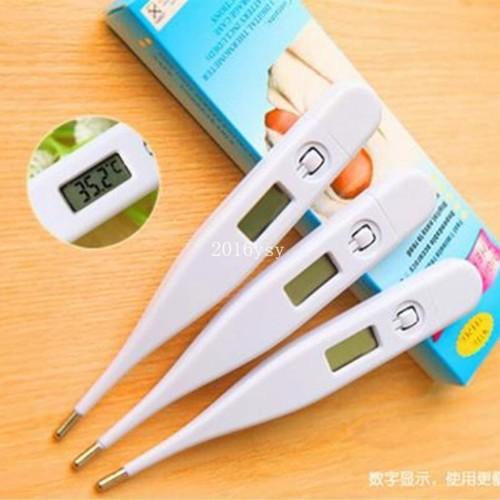 Foto Produk Termometer Badan Digital ( Pengukur Panas Suhu Tubuh Dewasa Bayi ) dari Fioren Shop