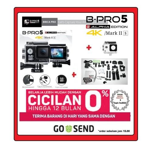 Foto Produk Brica B-Pro5 Alpha Edition Mark IIs 4K Bpro 5 Mark 2s MARK2s II s AE2s dari Digital High Solution I