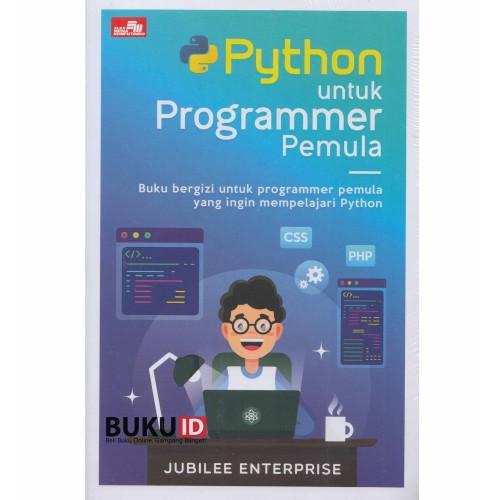 Foto Produk Buku Python untuk Programmer Pemula dari Buku ID