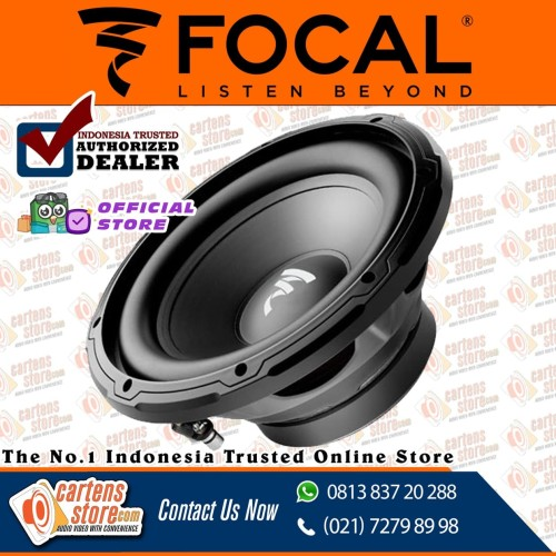 Foto Produk Subwoofer Mobil Focal Auditor RSB 250 (10 Inch) By Cartens Store dari Cartens Store