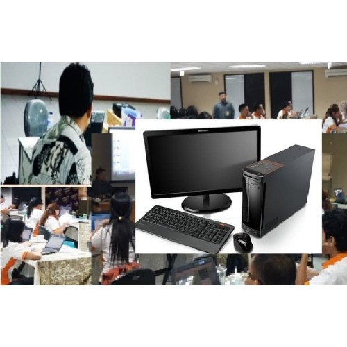 Foto Produk Komputer Desain Laptop Kursus Photoshop Les Corel Privat Ms office dll dari Privat Komputer Les jkt