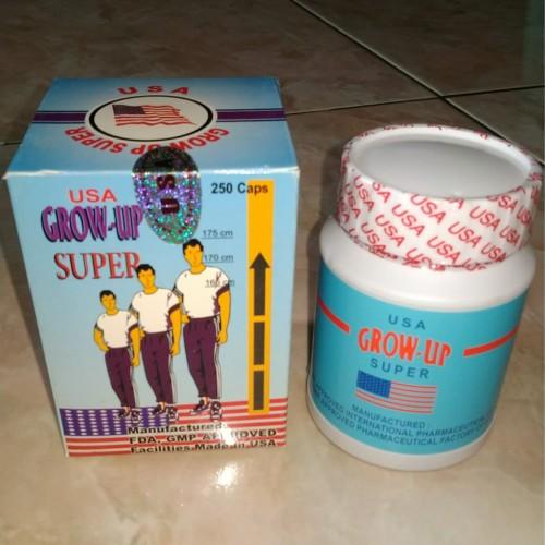 Foto Produk Grow Up Super Original USA Obat Peninggi Badan Ampuh dari revina_olshop