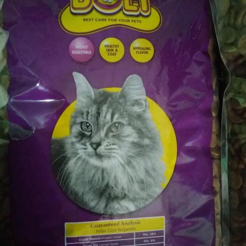Foto Produk Terlaris Bolt Makanan Kucing Murah Dan Berkualitas 1Kg Bagus dari jovita47