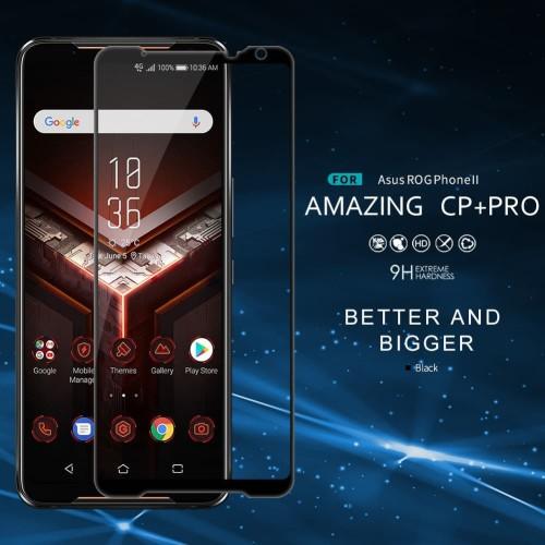 Foto Produk Nillkin Tempered Glass Amazing CP+ Pro - Asus ROG Phone 2 (II) dari PusatGadget