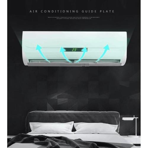 Foto Produk Talang Ac Universal - Ac Reflektor Penahan Hembusan AC Universal dari Navy Shops