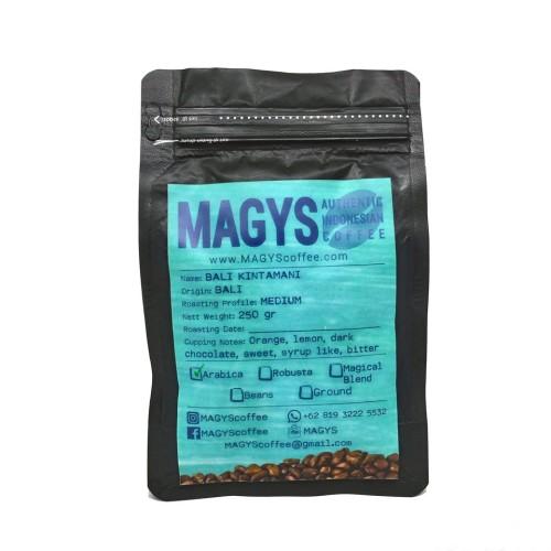 Foto Produk Kopi Betawi Blend 250 gr, biji/bubuk dari MAGYS