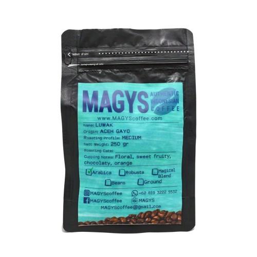 Foto Produk Kopi Robica Blend 250 gr, biji/bubuk dari MAGYS