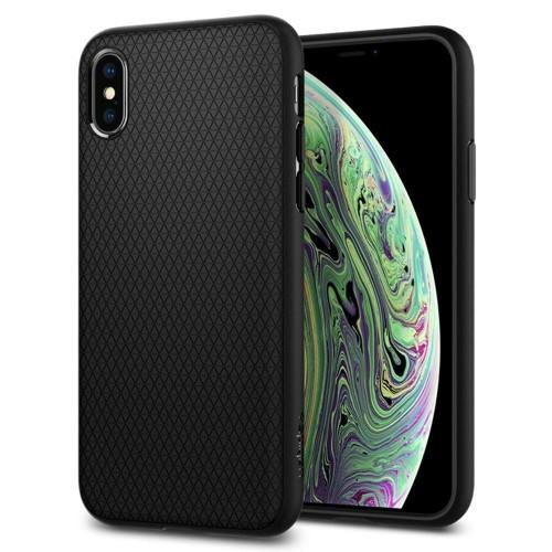 Foto Produk Spigen iPhone XS Liquid Air Black dari GeekIndoStore