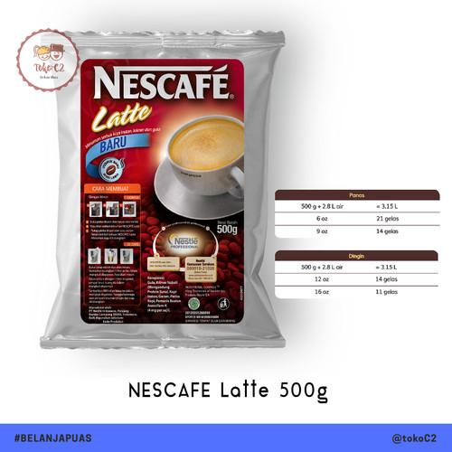 Foto Produk NESCAFE Latte 500gr NESTLE Professional dari TOKO C2