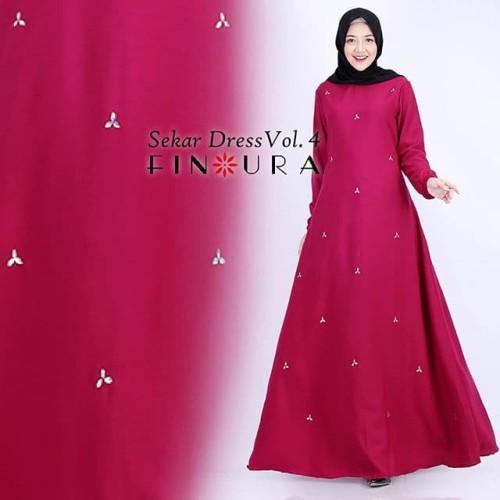 Foto Produk Sekar Dress vol 4 by Finoura dari finoura