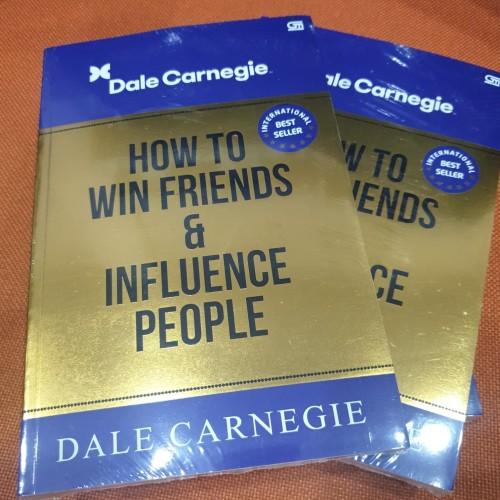 Foto Produk How To Win Friends And Influence People (2019) dari BukuGalileo