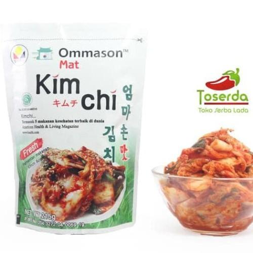 Foto Produk Makanan Khas Korea Kimchi Ommason dari idris shop01