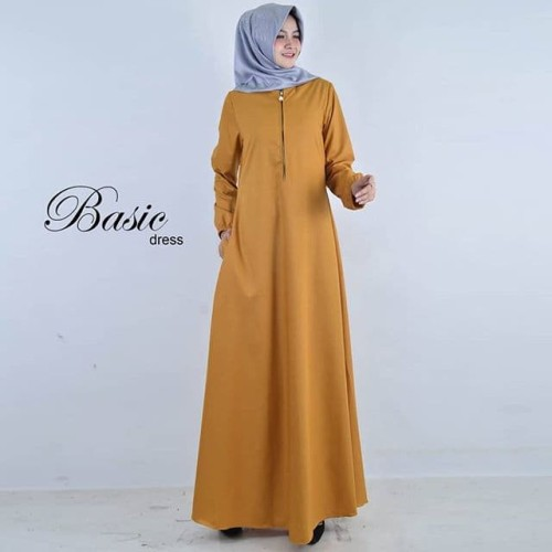 Foto Produk Basic Dress by Fiara Hijab dari finoura