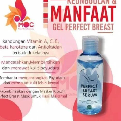 Foto Produk Perfect Breast Gel Mask - untuk payudara dewasa dari ZhafiraCorps