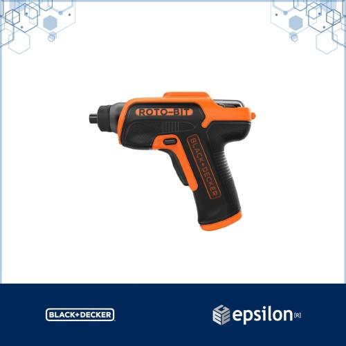 Foto Produk BLACK+DECKER ROTO-BIT Screwdriver CS36BSB-B1 dari Epsilon Retail