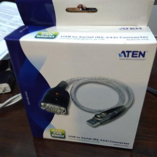 Foto Produk ATEN USB to SERIAL (RS-232) CONVERTER dari Simplie store