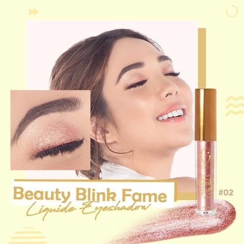Foto Produk Madame Gie Beauty Blink Fame/ eyeshadow blink madame gie dari aneka kosmetik jkt