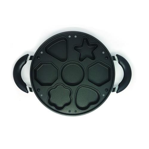Foto Produk cetakan kue 7 lubang motif/ snack maker dari Mon-Hardware