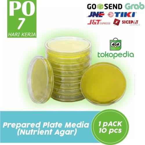 Foto Produk Prepared Plate Media (Nutrient Agar) dari Conan Medical