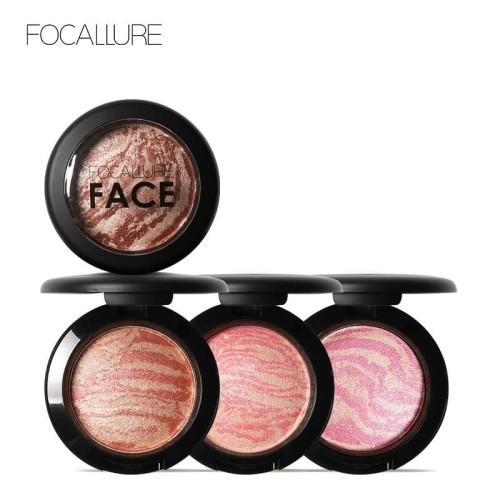 Foto Produk FOCALLURE Makeup Baked Blush Bronzer Blusher FA17 - FA17-03 dari beauty entity