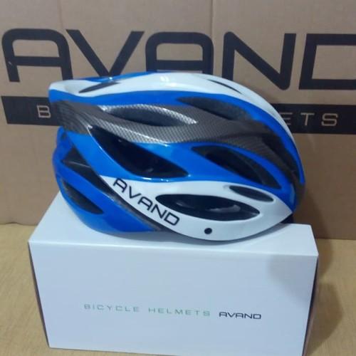 Foto Produk Helm Sepeda Avand Lampu Barang Laris dari CettaBaik mulia