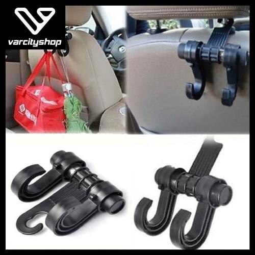 Foto Produk Gantungan Barang Untuk Mobil Car Portabel Hanger Aksesoris Interior dari varcityshop