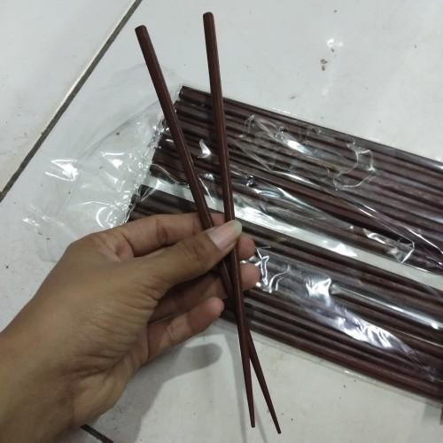 Foto Produk sumpit kayu TS import china high quality 23cm dari AngelinaThren